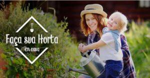 Ebook faça sua horta em casa